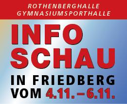 Lechleite auf der Infoschau in Friedberg