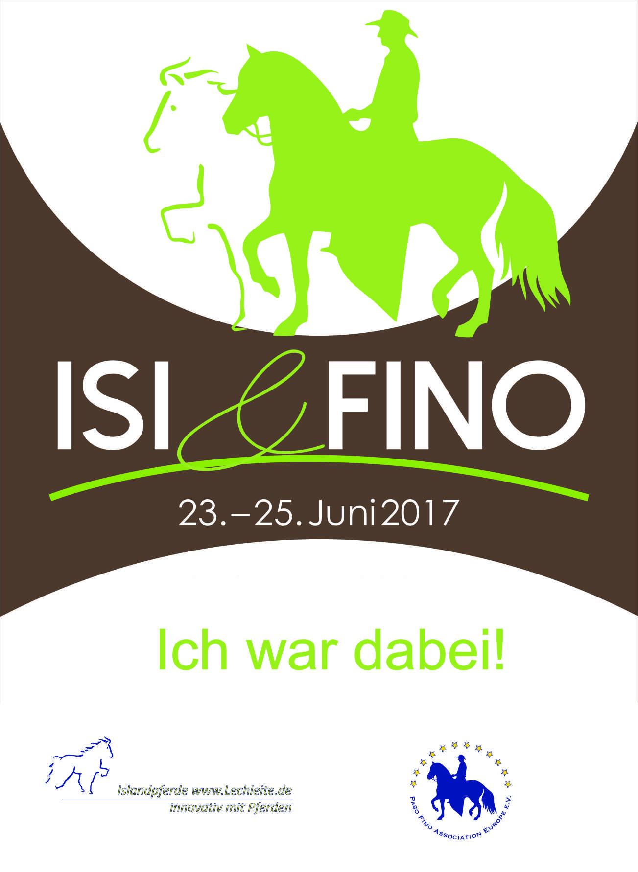 Zeitplan Isi Fino Houseturnier 2017